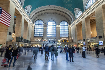 Grand Central Station, Manhattan, NY