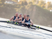 Taken during the World Masters Games - Rowing, Lake Karapiro, Cambridge, New Zealand; Tuesday April 25, 2017:   6734 -- 20170...