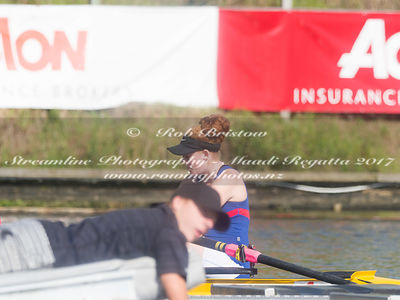 Taken during the NZSSRC - Maadi Cup 2017, Lake Karapiro, Cambridge, New Zealand; ©  Rob Bristow; Frame 2247 - Taken on: Satur...