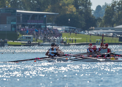 Taken during the World Masters Games - Rowing, Lake Karapiro, Cambridge, New Zealand; Wednesday April 26, 2017:   7005 -- 20170426134501