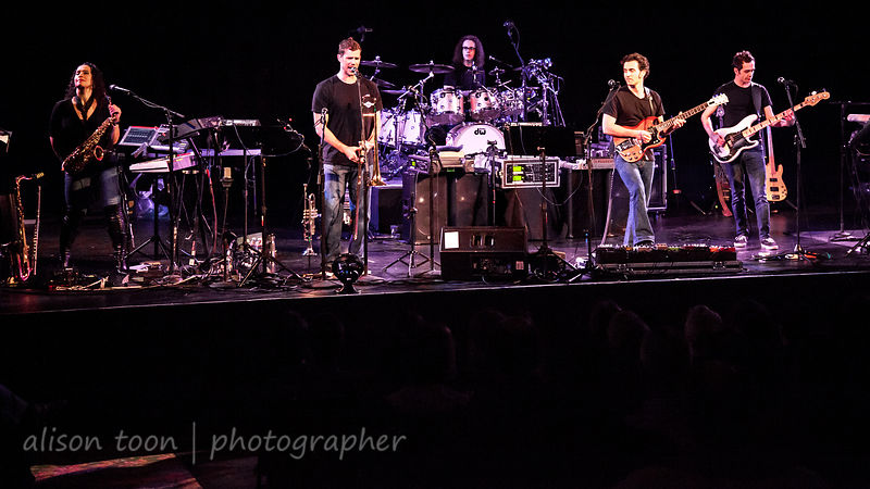 Zappa Plays Zappa at the Crest Theater, Sacramento, 2014