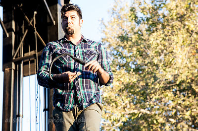 Chino Moreno, vocals, Deftones, Aftershock 2012