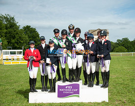 FEI Nations Cup winners - Germany