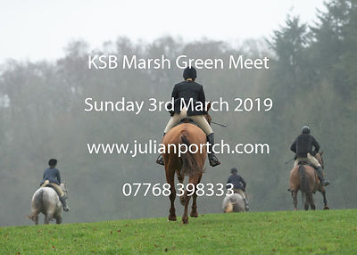 2019-03-03 KSB Stovolds Farm Meet