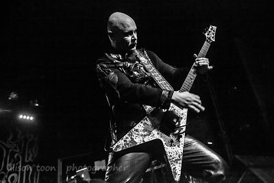 Ashok, guitar, Cradle of Filth