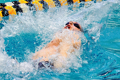 2015 B1G Swimming and Diving Championships Feb 27, 2015