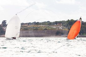 Mini Mayhem, GBR9063T, Melges 24, Weymouth Regatta 2018, 20180908802.