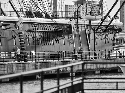 Olympus UK at Portsmouth Historic Dockyard - 7th May 2015