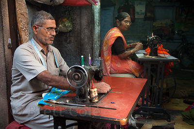 Tailor, Jodhpur, Rajasthan, India