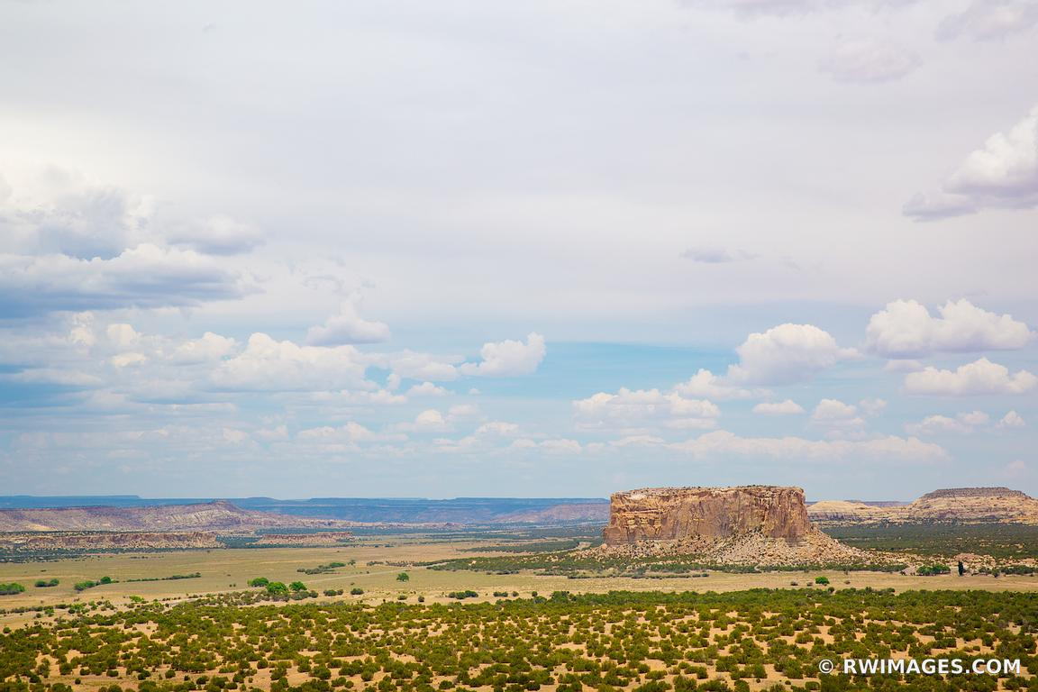 NORTHERN NEW MEXICO LANDSCAPE COLOR