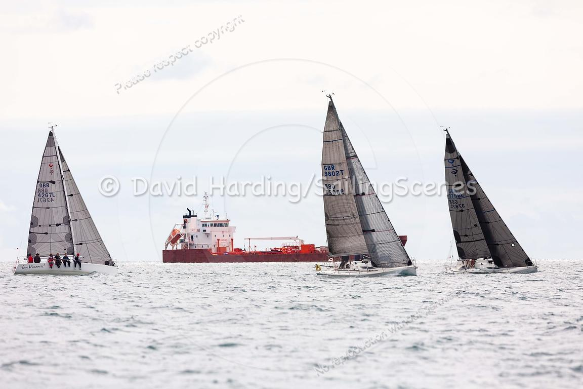 Surprise, GBR9802T, Archambault Grand Surprise, Weymouth Regatta 2018, 20180908148.