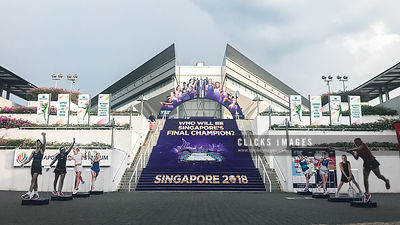 BNP Paribas WTA Finals Singapore presented by SC Global - Day 7