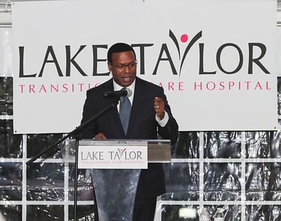 Lake Taylor Transitional Care Hospital