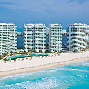 Bay View Grand complex,.Cancun