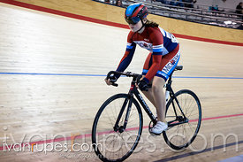 205m TT, Ontario Youth Cup #1; Mattamy National Cycling Centre, Milton, On; December 5, 2015
