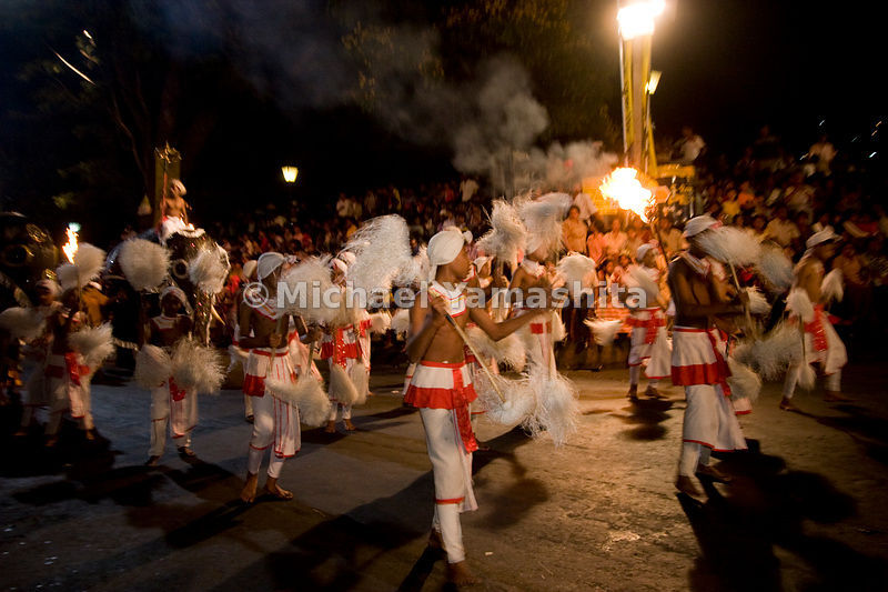 The most spectacular festival in Asia, the Esala Perahera honors the sacred tooth of Buddha with ten days of parading through...