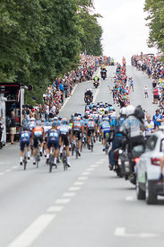 The 2018 Road Race Men Elite Postnord Danmark Rundt