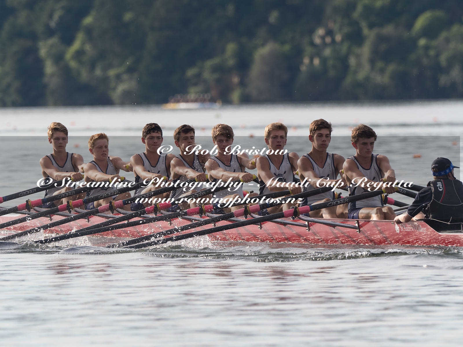 Taken during the NZSSRC - Maadi Cup 2017, Lake Karapiro, Cambridge, New Zealand; ©  Rob Bristow; Frame 2952 - Taken on: Satur...
