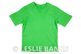 Green Child's T-Shirt