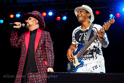 Boy George and Mikey Craig, Culture Club