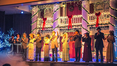 2014 Marion Avenue Baptist Church Live Animal Christmas Play