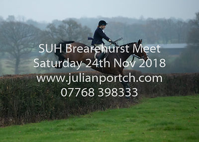 2018-11-24 SUH Bearehurst Meet