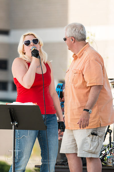 Hoopla - Uptown Friday Nights,  Jif and the Choosy Mothers, May 23, 2014
