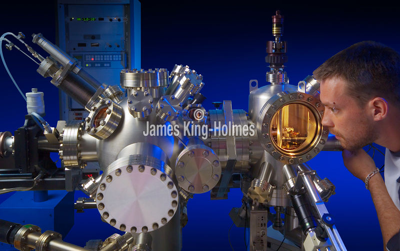 Ultra-high Vacuum Atomic Force Microscope