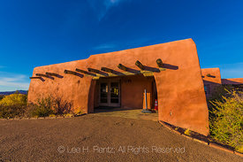 Painted Desert Inn in Petrified Forest National Park