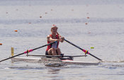 Taken during the NZSSRC - Maadi Cup 2017, Lake Karapiro, Cambridge, New Zealand; ©  Rob Bristow; Frame 1425 - Taken on: Friday - 31/03/2017-  at 15:29.52
