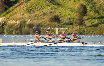 Taken during the World Masters Games - Rowing, Lake Karapiro, Cambridge, New Zealand; ©  Rob Bristow; Frame 4776 - Taken on: Monday - 24/04/2017-  at 17:52.12