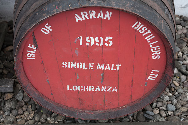 Whisky Barrel