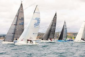 Mini Mayhem, GBR9063T, Melges 24, Weymouth Regatta 2018, 20180908860.