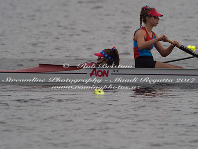 Taken during the NZSSRC - Maadi Cup 2017, Lake Karapiro, Cambridge, New Zealand; ©  Rob Bristow; Frame 568 - Taken on: Friday - 31/03/2017-  at 08:44.00