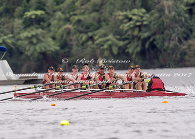 Taken during the NZSSRC - Maadi Cup 2017, Lake Karapiro, Cambridge, New Zealand; ©  Rob Bristow; Frame 874 - Taken on: Friday...