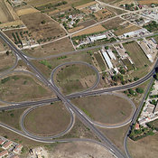Road Junction, Cagliari