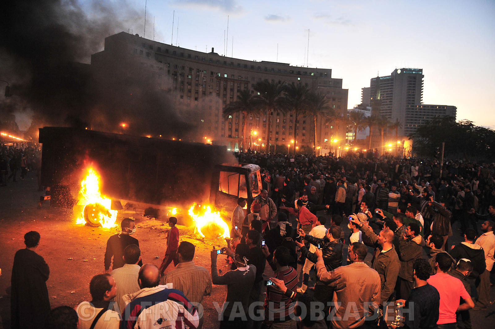 Egypt's Second Revolution November 2011
