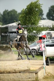 Novice Sections 09.40 to 11.40 - Sunday