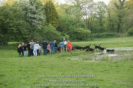 30 April 2014 KSB with Beare Green Young Farmers Club