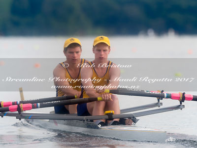 Taken during the NZSSRC - Maadi Cup 2017, Lake Karapiro, Cambridge, New Zealand; ©  Rob Bristow; Frame 1994 - Taken on: Satur...