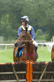 Ladino ridden by Richard Johnson