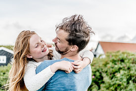 Danish father and daughter 4