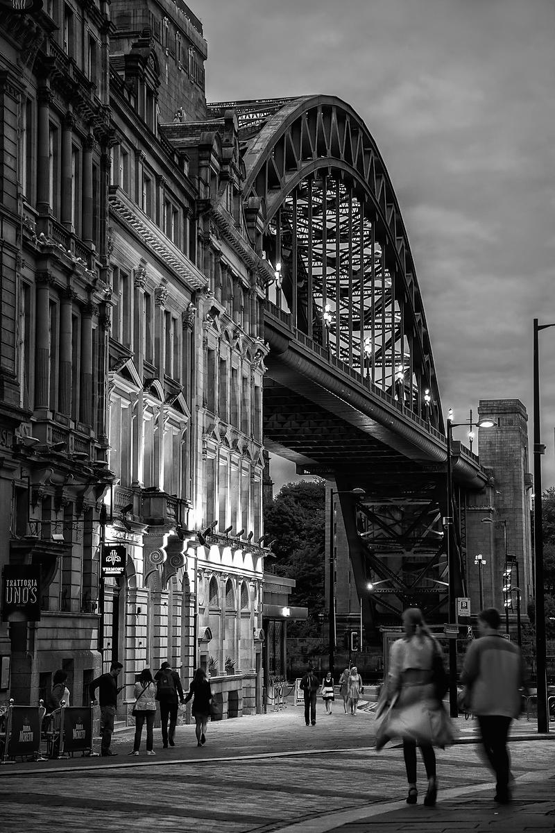 Quayside Evening