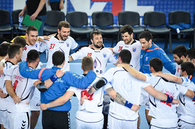 during the Final Tournament - Final Four - SEHA - Gazprom league, third place match, Varazdin, Croatia, 03.04.2016, ..Mandat...