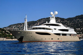 Superyacht Darlings Danama
