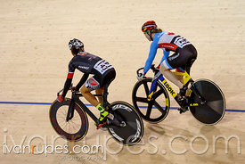 Women's sprint 1/8 finals. Milton International Challenge, January 10, 2015