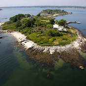House Island, Casco Bay