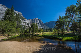 Merced River in Yosemite National Park