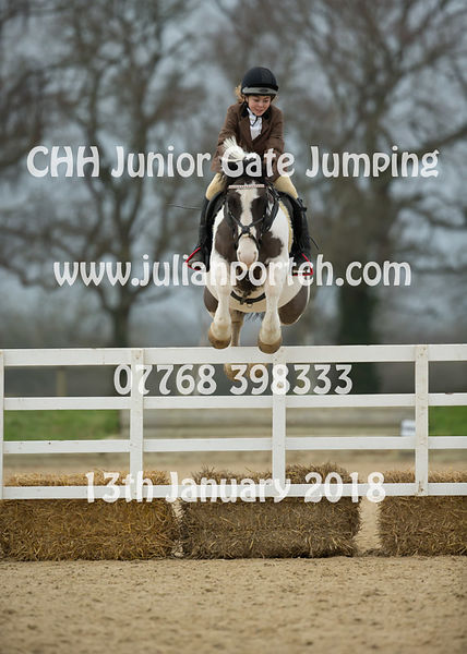 4 - Junior Gate Jumping Competition