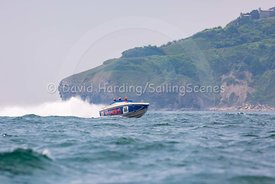 Warpath, B69, Fortitudo Poole Bay 100 Offshore Powerboat Race, June 2018, 20180610053